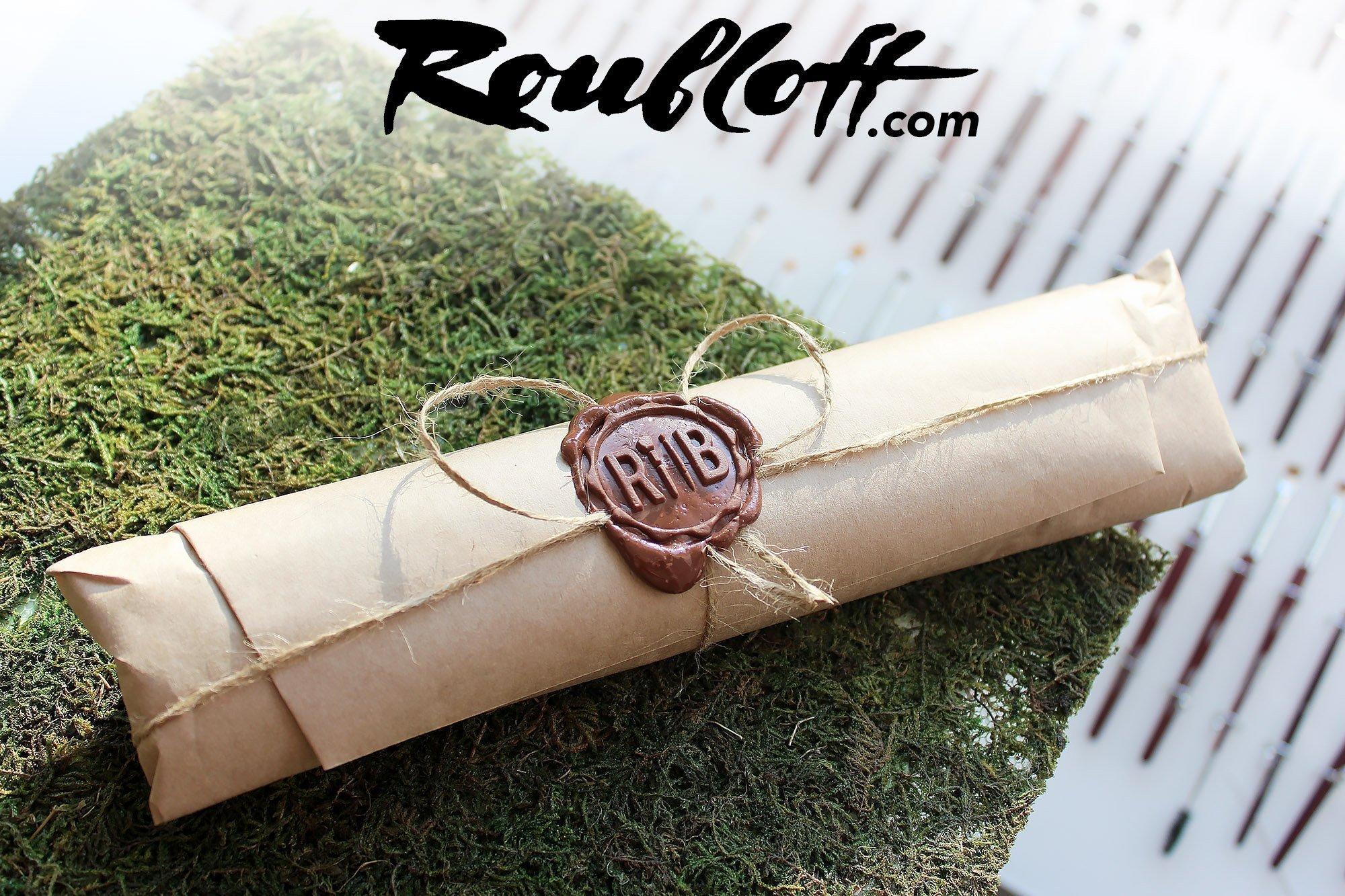 Упаковка кистей Roubloff