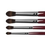 Collection er - Squirrel eyeshadow brushes