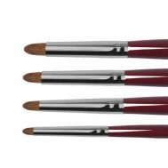 Collection kc - Кolinsky eyeshadow brushes