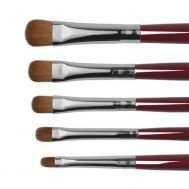 Collection ko - Kolinsky brushes for eyes