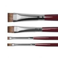 Collection tf - Flat corrector brushes