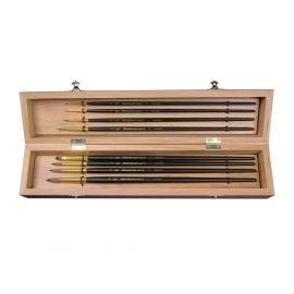 Set №12 - Brushes from kolinsky