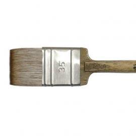 5T24C - Flat painting brush from mongoose imitation