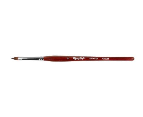 "AK93R - ""Petal"" acrylic brush"