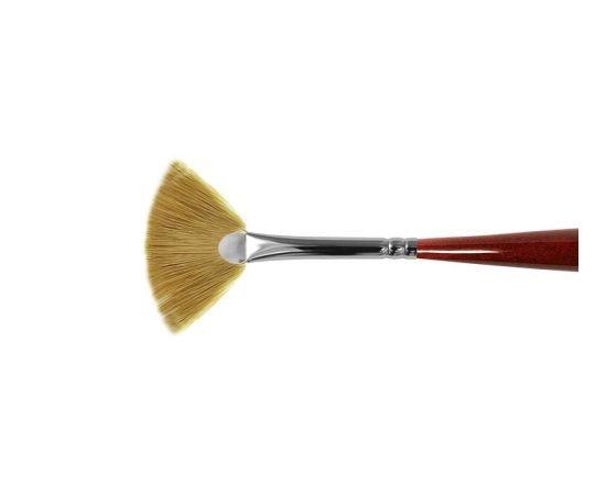 DK73R - Fan brush (kolinsky)