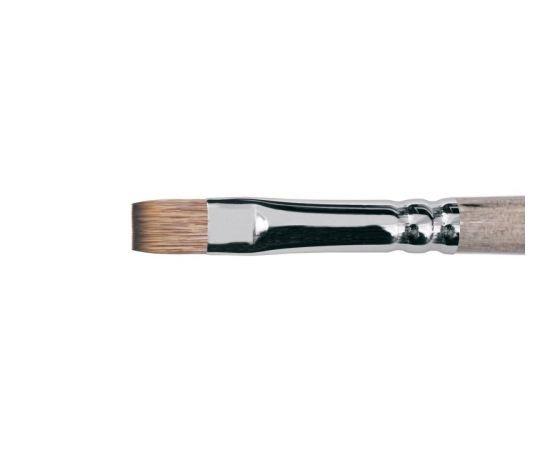 1T24 - Плоская кисть из имитации мангуста