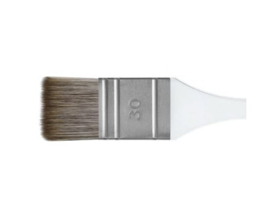 5T2P - Flat painting brush from mongoose imitation