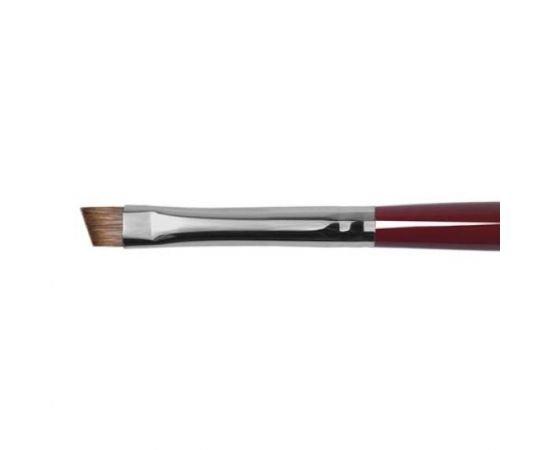 tka07 - Кисть для бровей (дуофибра)