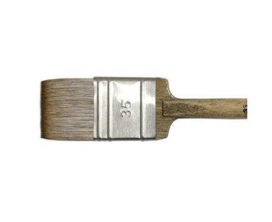 5T24C - Флейц плоский из имитации мангуста