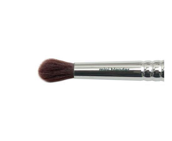 "301 UniCorn - Round brush from antibacterial corn synthetic ""mini blender"""